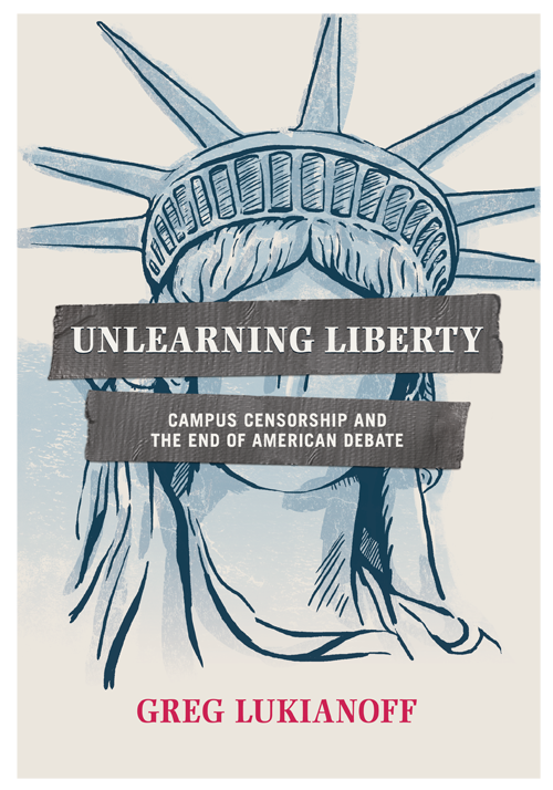 Unlearning Liberty book cover