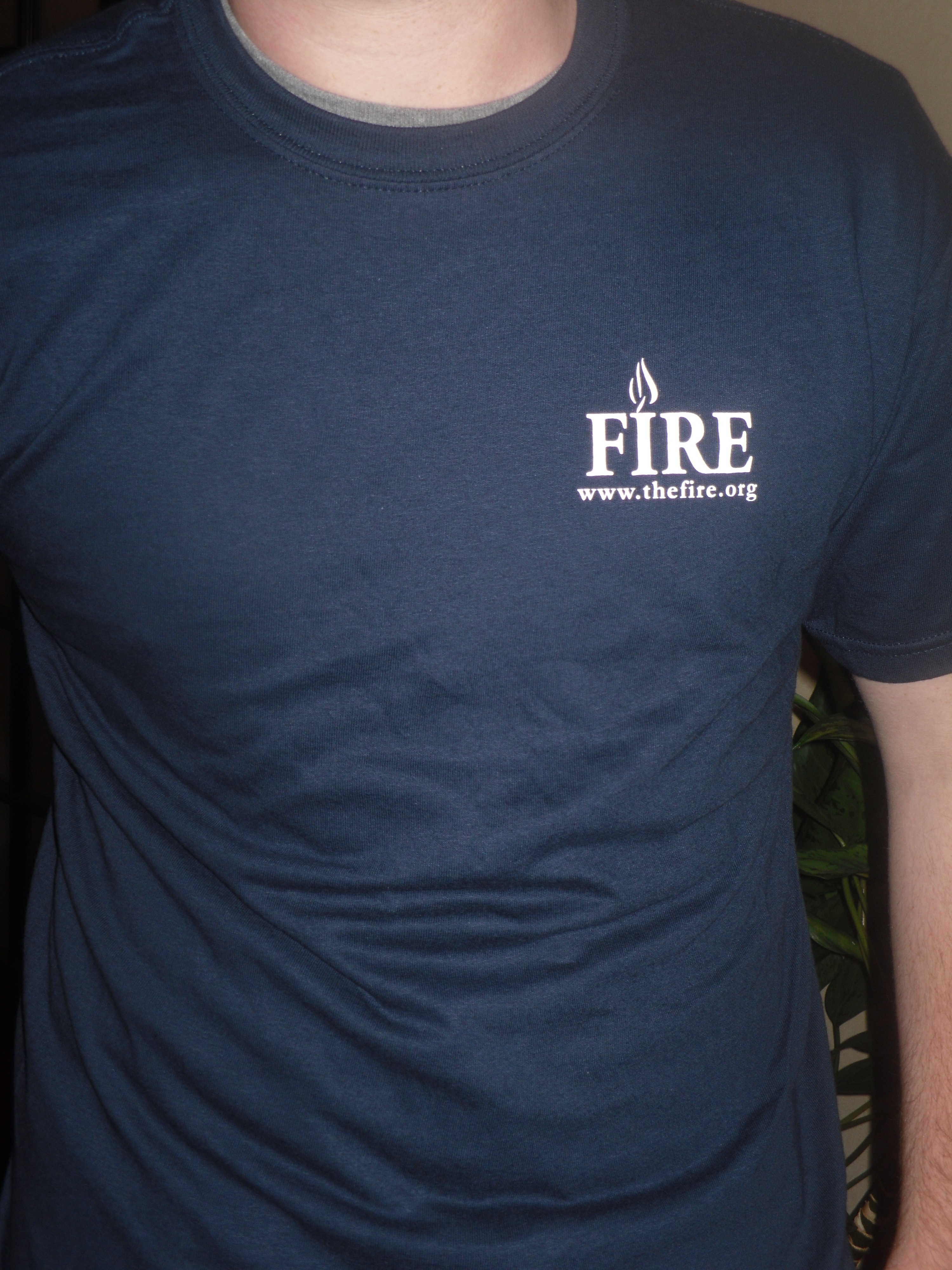 FIRE T-shirts 2011 - front