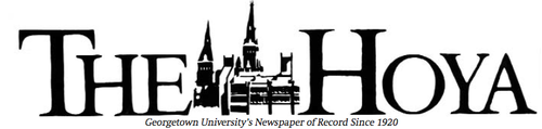 The Hoya, the Georgetown University Newspaper, logo