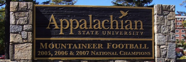 Appalachian state university application essay questions