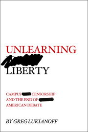 Pre-order your copy of Unlearning Liberty today!