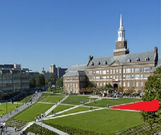 Photo of UC Free Speech Area