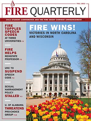 FIRE Winter Quarterly 2014