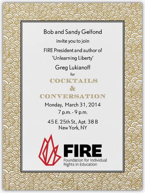 FIRE invite